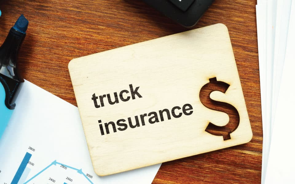 Truck insurance requirements