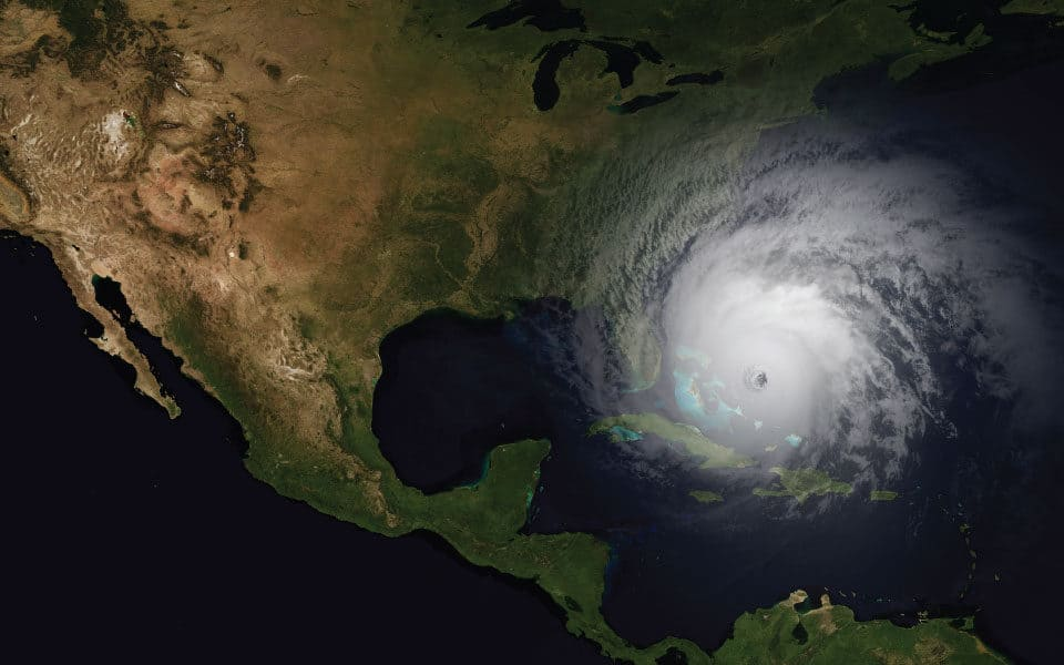 What must you check on your policy for the hurricane season